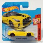 Hot Wheels - Then and Now - '17 Nissan GT-R (R35) (GTB34)