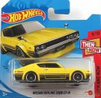 Hot Wheels - Then and Now - Nissan Skyline 2000 GT-R (GTB39)