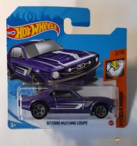 Hot Wheels - Muscle Mania - '67 Ford Mustang Coupe (GTB45)
