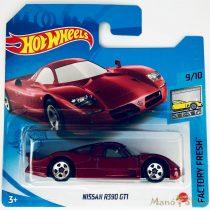Hot Wheels - Factory Fresh - Nissan R390 GTI (GTB74)