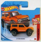 Hot Wheels - Then and Now - '21 Ford Bronco (GTB86)