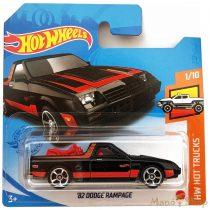 Hot Wheels - HW Hot Trucks - '82 Dodge Rampage (GTC05)