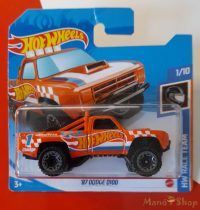Hot Wheels - HW Race Team - '87 Dodge D100 (GTC30)