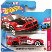 Hot Wheels - HW Drift - Custum '18 Ford Mustang GT (GTC45)