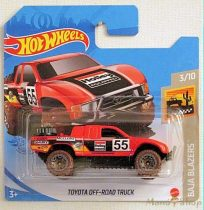 Hot Wheels - Baja Blazers - Toyota Off-Road Truck (GTC49)