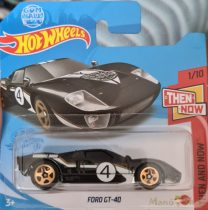 Hot Wheels - Then and Now - Ford GT-40 (GTC66)