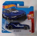 Hot Wheels - Then and Now - 2017 Camaro ZL1 (GTC76)