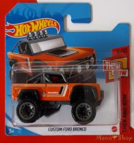 Hot Wheels - Then and Now - Custum Ford Bronco (GTC77)