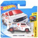 Hot Wheels - HW Art Cars - Custom '77 Dodge Van (GTC88)