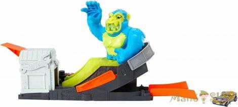 Hot Wheels City - Toxic Creatures - Gorilla támadás