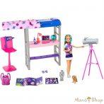 Barbie űrkaland - Stacie csillagfigyelő szett