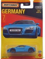 Matchbox - Németország Kollekció - 2007 Audi R8 (GWL53)
