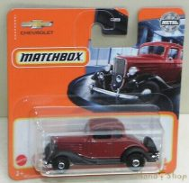 Matchbox - 1934 Chevy Master Coupe (GXM38)