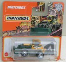 Matchbox - MBX Backhoe (GXM86)