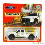 Matchbox - '15 Ford F-150 Contractor Truck (GXM96)