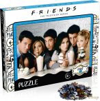 Friends Milkshake 1000 db puzzle