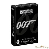 Waddingtons James Bond francia kártya