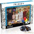 Friends Happy Birthday 1000 db puzzle