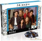 Friends Apartment 1000 db puzzle