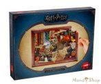 Harry Potter puzzle - Hogwarts 1000 db