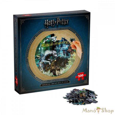 Harry Potter puzzle - Mágikus állatok 500 db