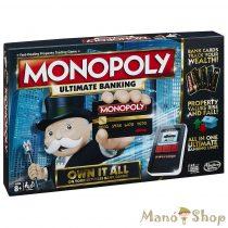 Monopoly  Teljeskörű bankolás társasjáték