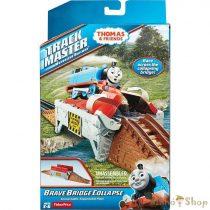 Thomas Track Master életveszélyes híd kiegészítő síncsomag (DFM63)