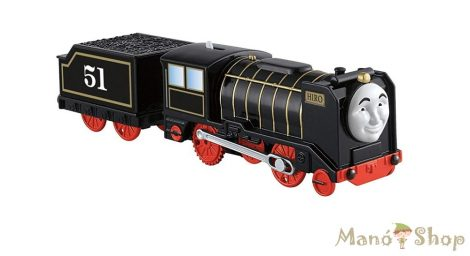 Thomas TrackMaster kedvenc motorizált kisvonatok - hiro (BMK89)