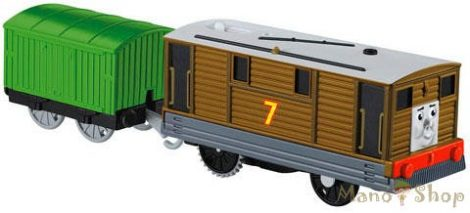 Thomas TrackMaster kedvenc motorizált kisvonatok - Toby