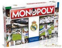 Real Madrid Monopoly társasjáték