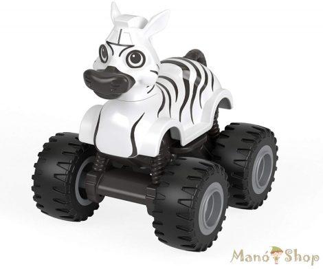 Láng és Szuperverdák - Zebra járgány
