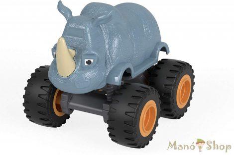 Láng és a Szuperverdák - Rhino járgány