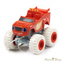"""Láng és a Szuperverdák - Snow Racer """"Blaze"""" Láng alapjárgány"""