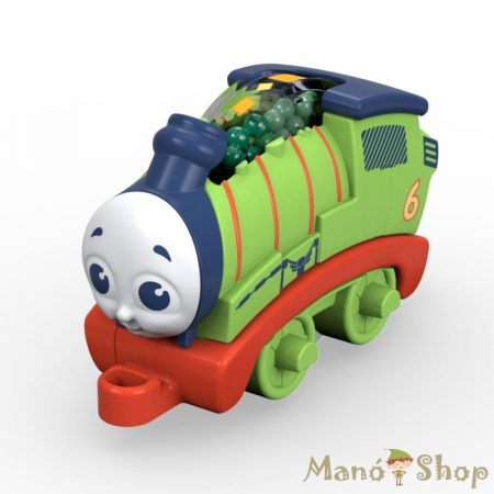 Fisher Price Thomas, durrogó Percy mozdony (DTN25)