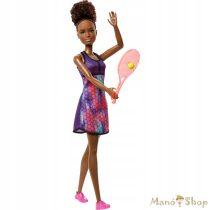 Barbie karrierbabák - Teniszező barna
