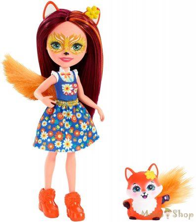 Enchantimals baba állatkával - Felicity Fox