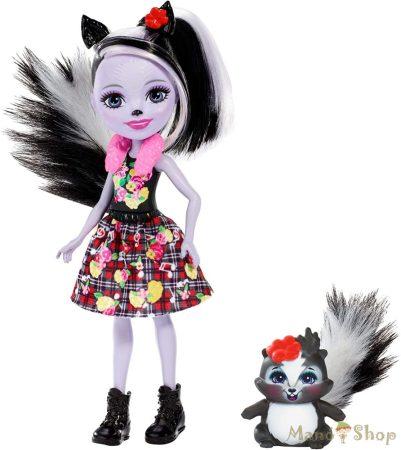 Enchantimals baba állatkával - Sage Skunk