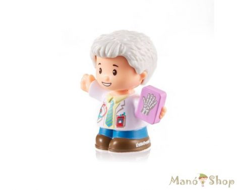 Fisher-Price Little People Dr. Nathan figura