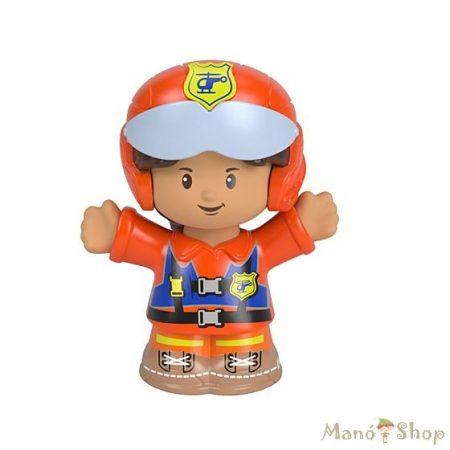 Fisher-Price Little People Luis a pilóta figura (FXG52)