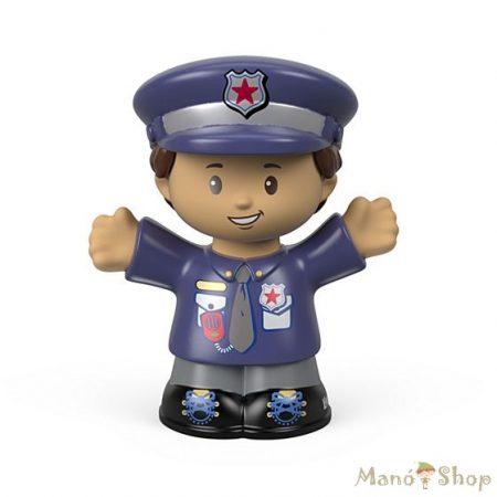 Fisher-Price Little People rendőr figura (FXG54)
