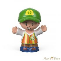 Fisher-Price Little People kukás figura
