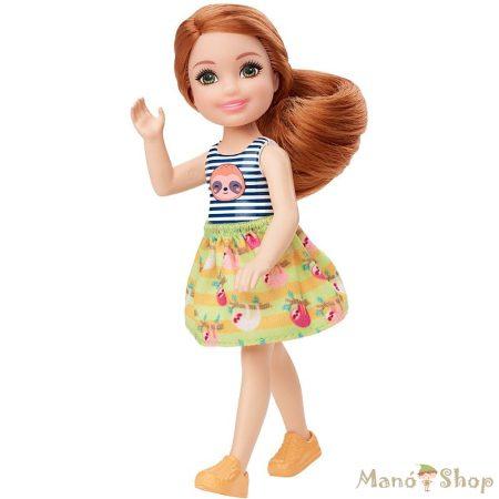 Barbie Chelsea babák - Vörös hajú kislány