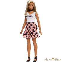 Barbie Fashionista barátnők - stílusos divatbaba FXL51