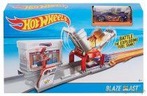 Hot Wheels - Blaze Blast szétnyitható pálya