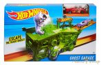 Hot Wheels - Ghost Garage szétnyitható pálya (FJN38)