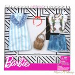 Barbie ruha szettek 2-es csomag (FXJ63)
