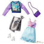 Barbie ruha szettek 2-es csomag (GHX62)
