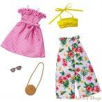 Barbie ruha szettek 2-es csomag (GHX64)