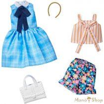 Barbie ruha szettek 2-es csomag (GHX65)