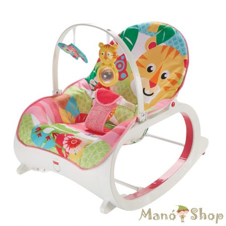 Fisher-Price Lányos hintaszék (FMN41)